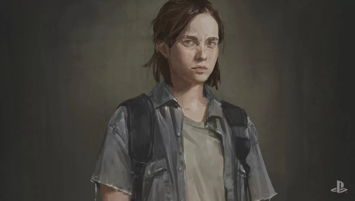 Образ Элли в The Last of Us: Part 2
